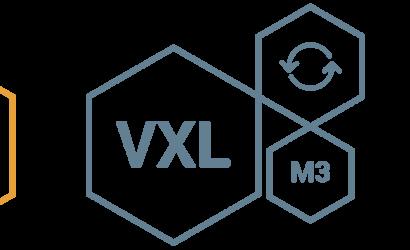 VPR, VXL, VBU Logo